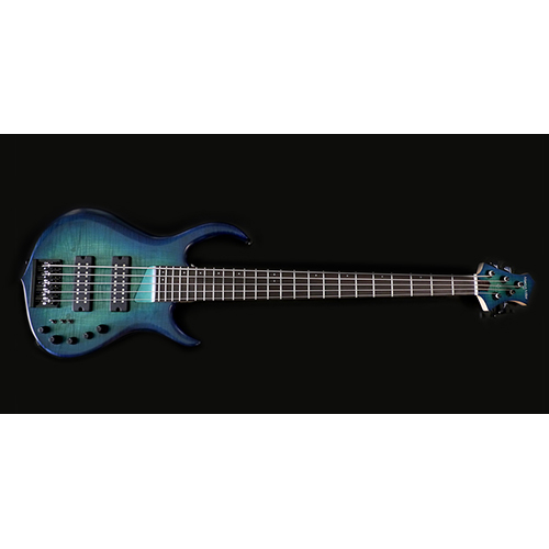 SIRE MARCUS MILLER M7 BASS GUITAR 5ST (ALDER) TRANSPARENT BLUE BURST COLOR