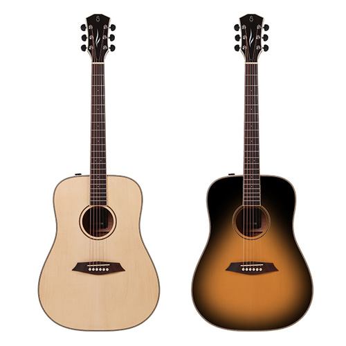 SIRE R2 DS ACOUSTIC GUITAR