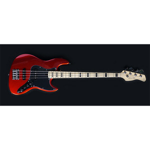 SIRE MARCUS MILLER V7 VINTAGE BASS GUITAR 5ST (ALDER) BRIGHT METALIC RED COLOR