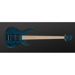 SIRE MARCUS MILLER M2 BASS GUITAR 4ST TRANSPARENT BLUE COLOR