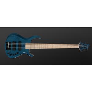 SIRE MARCUS MILLER M2 BASS GUITAR 5ST TRANSPARENT BLUE COLOR